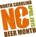 NC Beer Month 2015