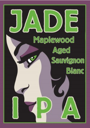 Jade maplewood aged sauvignon blanc