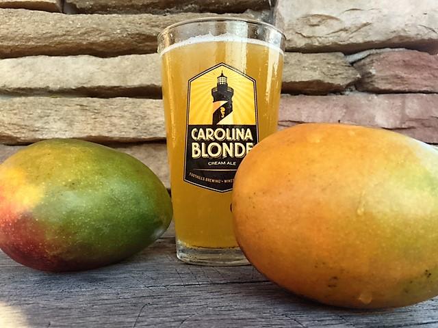 mango blonde 1