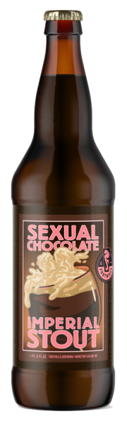 Sex Choc 2020 bottle