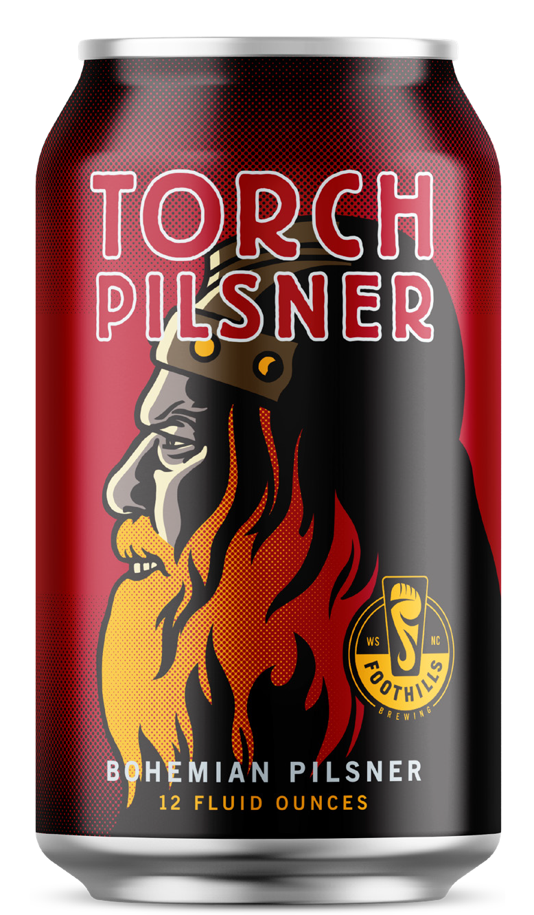 Torch 12 oz can